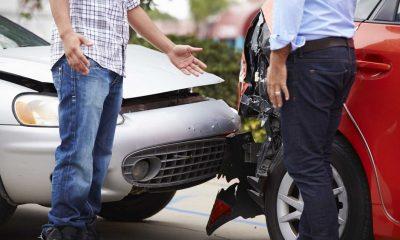 Reclamación accidente tráfico